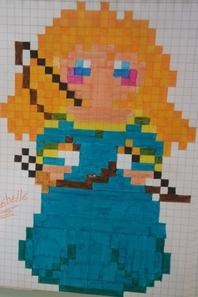 La Suite Des Princesses Blog De Passion Pixel Art