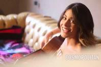 Tini pour Cosmo Argentina d'Octobre