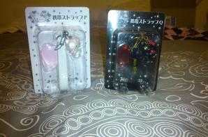 New commandes ^^ ca y est je les ai !!! Trop happy ^^ Short Hello Kitty Angel & Devil et strap angel et devil ^^