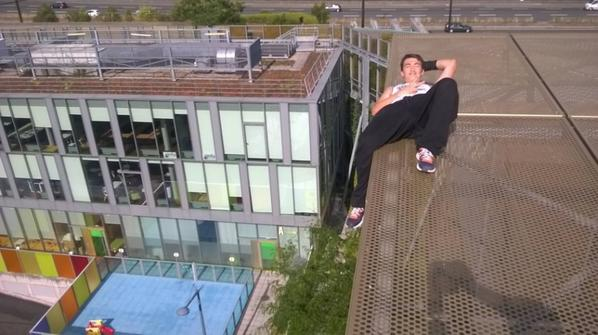 #Freedom #Lille #Summer2015 #Parkour #Traceur