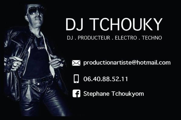 production Dj-Tchouky Dj-producteur