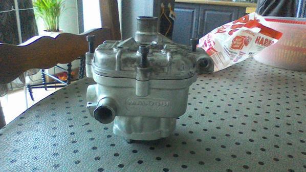 vends cylindre malossi avec BM polini et vilo malossi