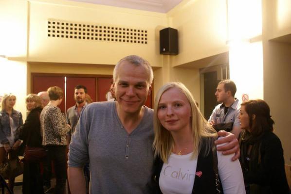 Avec Luc Gilson