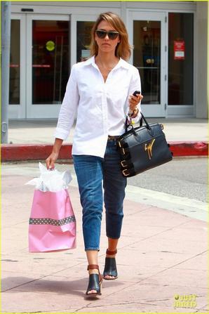 ~ Jess à Santa Monica ~