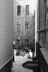 Québec en noir et blanc ...
