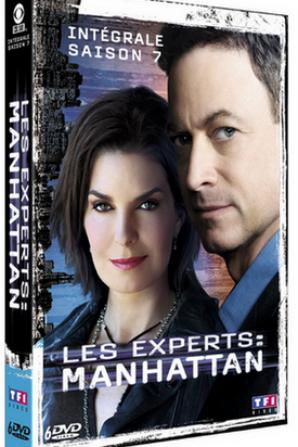 DVD Saison 7 et Saison 8