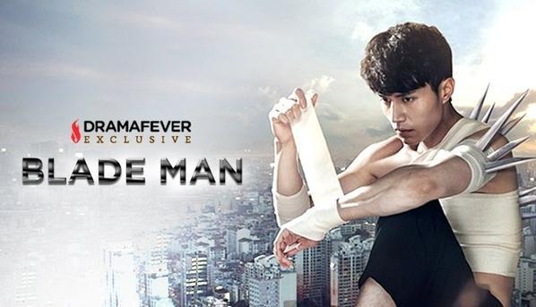 Blade Man drama coréen