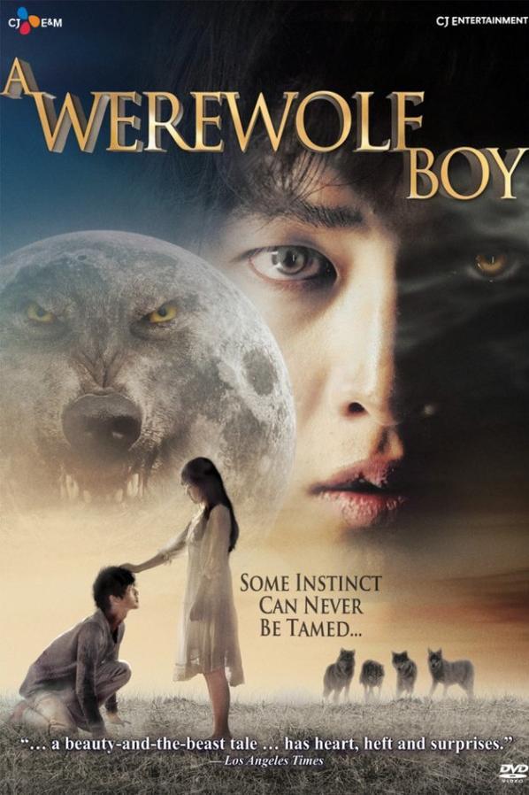 A Werewolf Boy film coréen