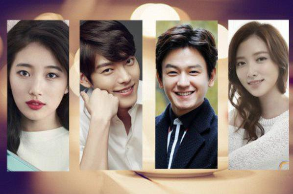 Uncontrollably Fond drama coréen