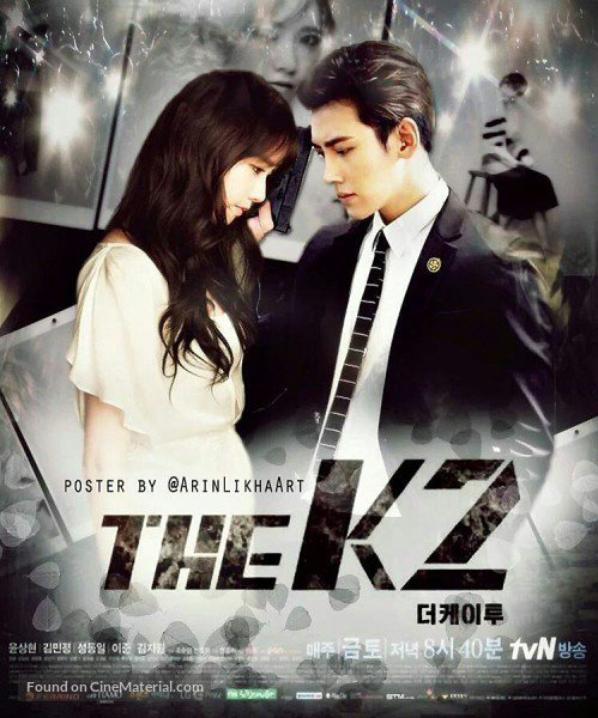 the k2 drama coréen
