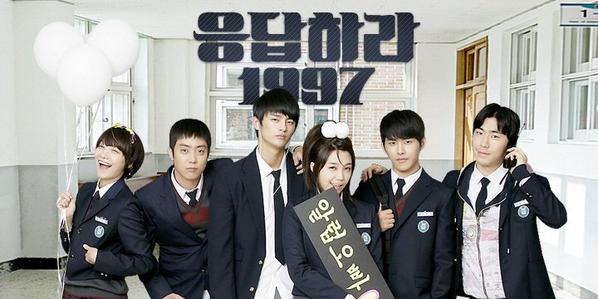 Reply 1997 drama coréen