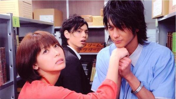 Zettai Kareshi drama japonais