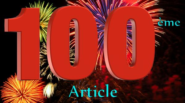 #100ème Article #ArticleSansButPrécis #Avenir #J-13 AST