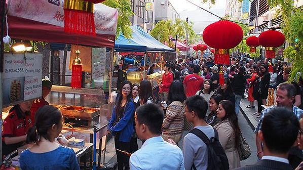 #ChinaWeek #China Town de Sydney #1