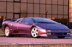 Lamborghini d SV voiture de rêve