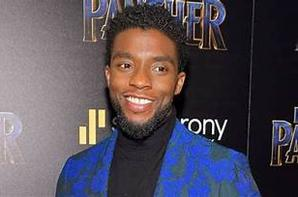 Chadwick Boseman /août 2020