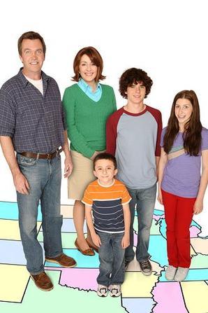 Nova série favorita: The Middle