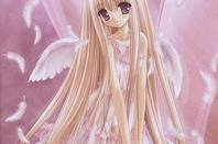 Photos manga passant d'ange a gothique