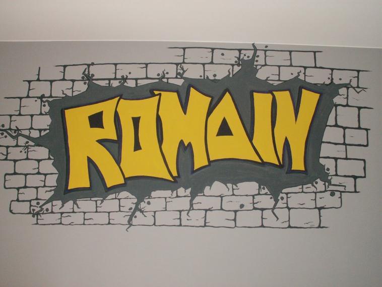 Tag romain id dko - Prenom en tag ...