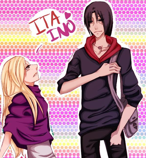 Ino x Itachi ♥