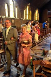 Mariage Réligieux 11 Juillet