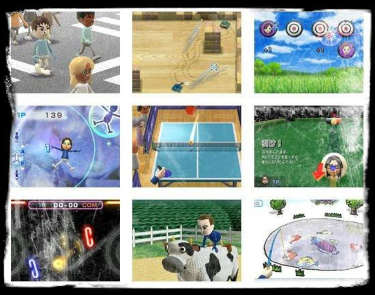 Test: WII PLAY