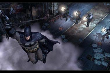 Test: Batman Arkham City