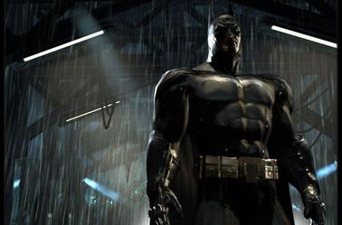 Test: BATMAN ARKHAM ASYLUM