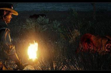 Test: RED DEAD REDEMPTION: UNDEAD NIGHTMARE