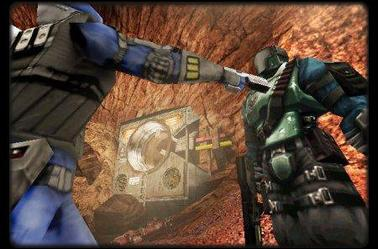 Test: RED FACTION