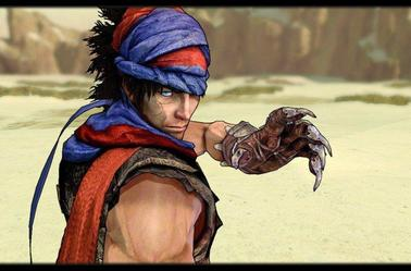 test: PRINCE OF PERSIA