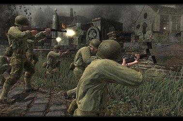 Test: CALL OF DUTY 3: EN MARCHE VERS PARIS