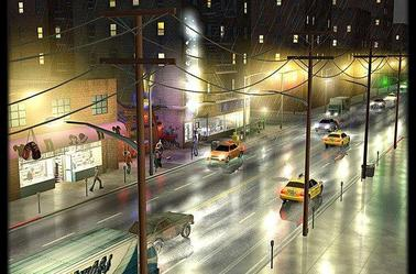 Test: LES URBZ: LES SIMS IN THE CITY