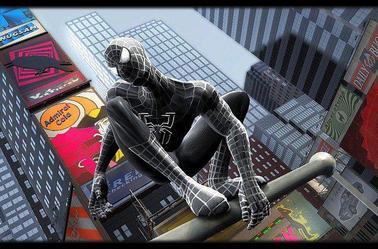 Test: Spider man 3