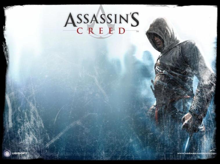 test : ASSASSINS CREED
