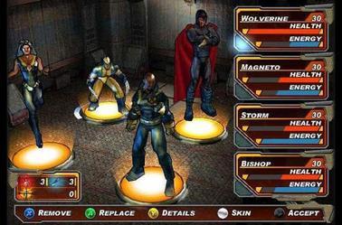 Test : X-MEN LEGENDS 2: L'AVÈNEMENT D'APOCALYPSE