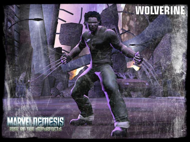 test : Marvel Nemesis