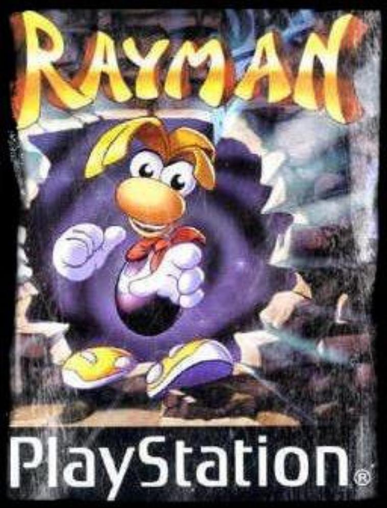 test : Rayman