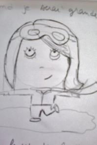 N*36: L'aviatrice