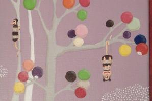 N°39: Color tree