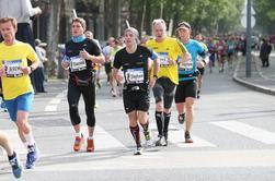 Le 17 mai 2015 - 10ème édition de la Route du Louvre - Marathon Lille-Lens
