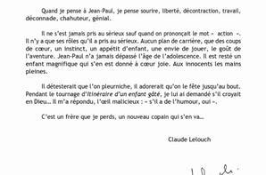Hommage Nationale à Jean Paul Belondo le 09 septembre 2021