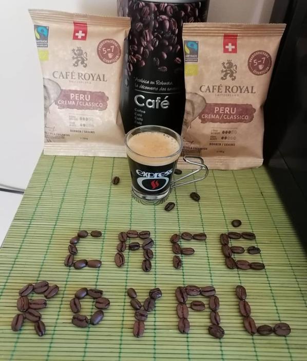 Café Royal             Originaire du Pérou