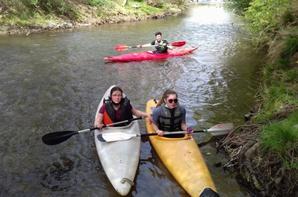 Mercredi 31 mars : AS Kayak nettoyage de l'Echez !