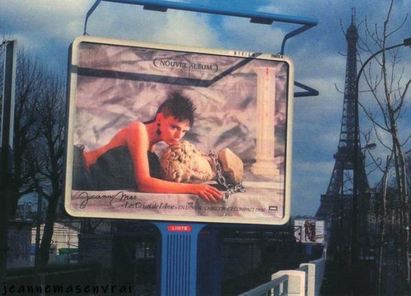 """1989 - 2019 - L'album """"LES CRISES DE L'AME"""" a 30 ans !- Episode 5 La promo... dans les rues de Paris"""