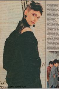 """1989 - 2019 - L'album """"LES CRISES DE L'AME"""" a 30 ans !- Episode 10 La promo... dans  la presse (suite 2)"""