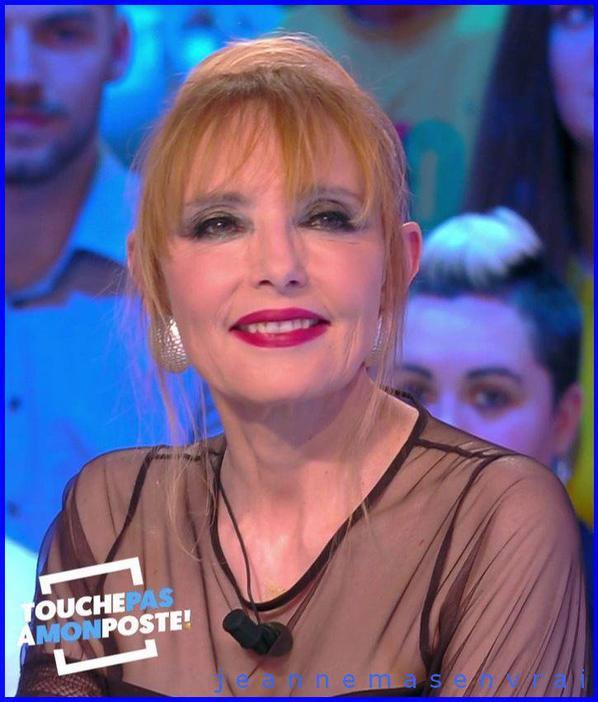 """News TV - Jeanne invitée de """"Touche pas à mon Poste""""  (C8 - 23/5/19)"""