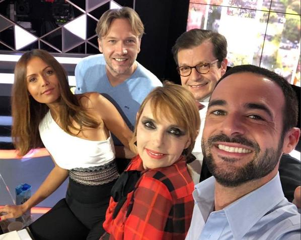 """News TV - Jeanne invitée de """" L' info qui fait du bien""""   (CNews - 02/06/19)"""