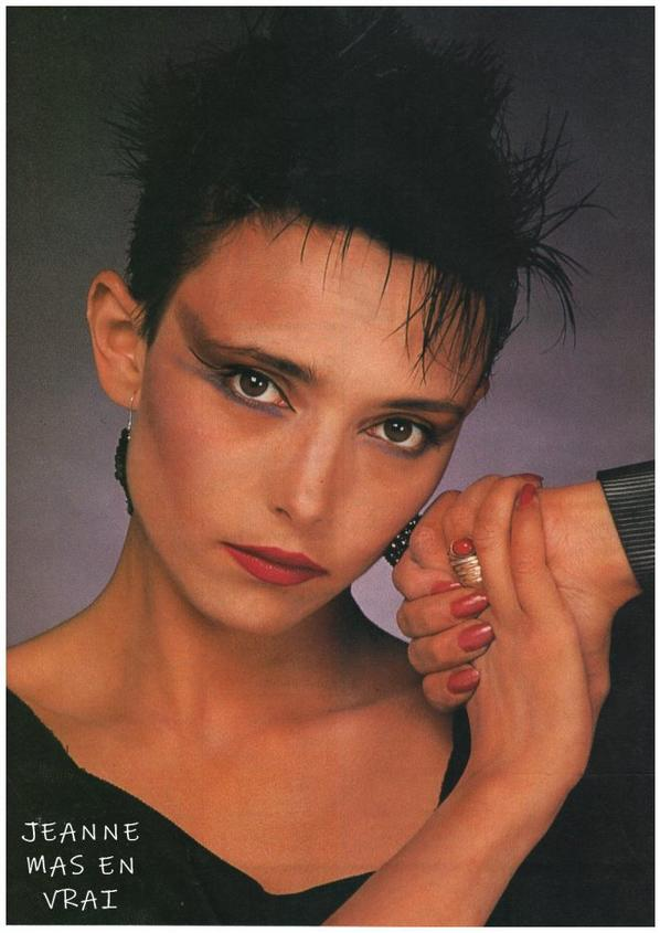 """Presse 1985 - JEANNE interviewée dans le magazine """"ELLE"""" du 09 décembre 1985"""