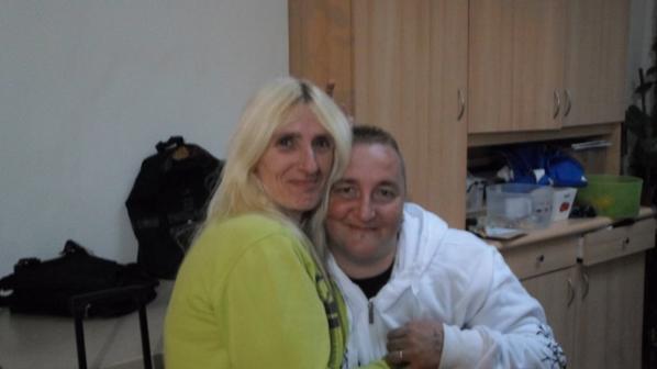 moi et ma femme celle qui compte le plus dans ma vie en dehors de ma fille
